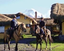 paardrijden cotopaxi ecuador