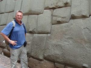 cusco incasteen reiziger peru reiziger