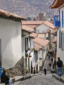 Peru reis Cusco