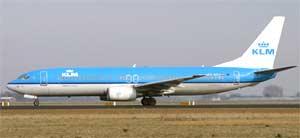 Vliegen met KLM Ecuador