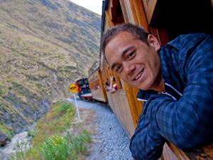ecuador trein reis