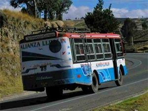cuenca ecuador lokale bus