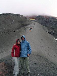 ecuador reis klim cotopaxi