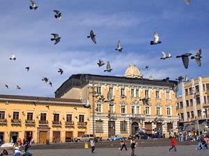 Ecuador reis Quito