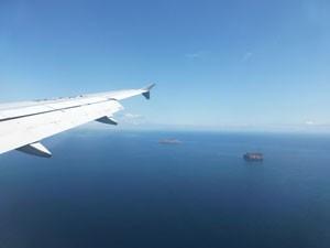 ecuador-reis-vliegtuig