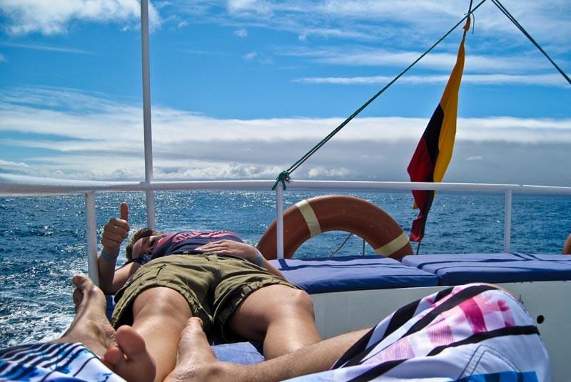 ecuador-vakantie-boot