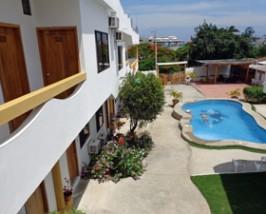 galapagos hotel zwembad