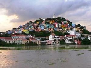 Ecuador reis Guayaquil