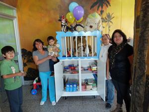 hulpproject ecuador speelkamer