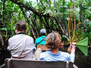 Ecuador reis Amazone