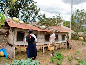 otavalo helpen gastgezin Ecuador