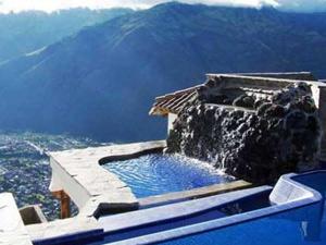 overnachten ecuador banos