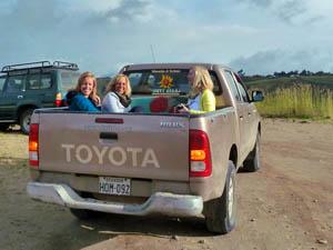 vervoer guamote ecuador