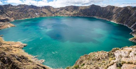 Ecuador reizen - Quilotoa