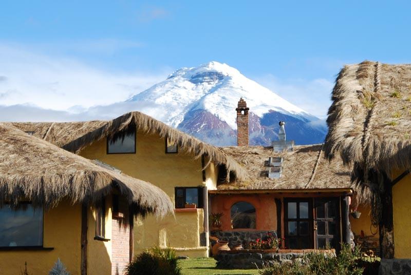 Vakantie Ecuador - accommodatie