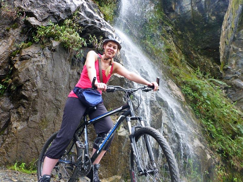 Fietsen tijdens je Ecuador reis
