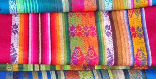 Ecuador rondreis - doeken