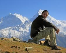 Bijzondere Nepal reis - Koen