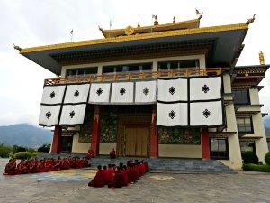 Boeddhistisch klooster Nepal