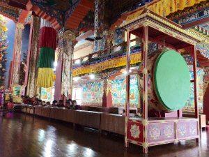 Monniken klooster Nepal