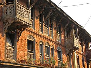 bandipur newari huis