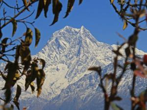 Annapurna trekking - Nilgiri