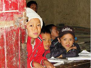 community trekking Annapurna
