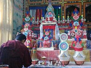 Tibetaanse homestay Nepal