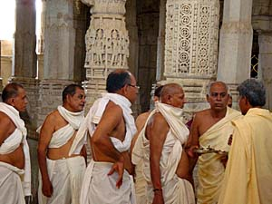 jain tempels van ranakpur