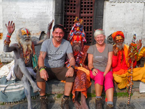 Rondreis Nepal - locals