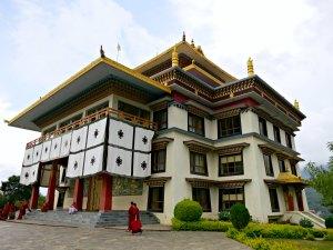 boeddhistisch klooster - Nepal