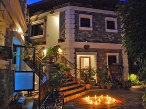 Overnachten in Nepal accommodatie