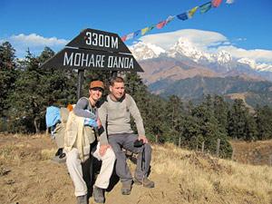 Annapurna trekking - community trek