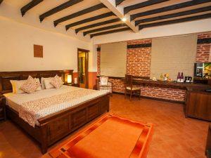 Nepal sfeervol hotel Kathmandu