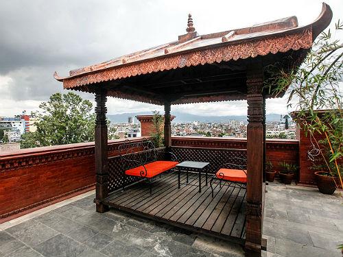 Nepal Kathmandu hotel - upgrade