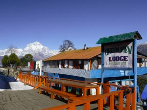 Accommodatie Nepal