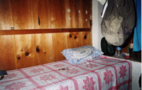 nepal reis guesthouse bed