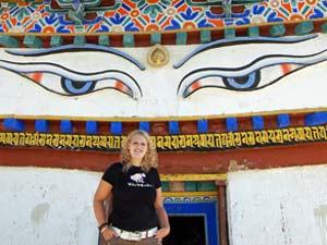 Nepal specialist - Jorien