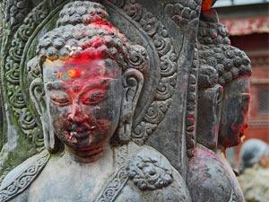 nepal reis kathmandu detail