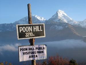 nepal reizen Poon Hill trekking
