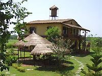 nepal reis sapana lodge