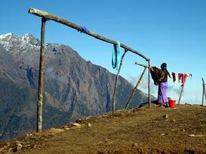 nepal trekking reis tarkegyang