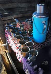 nepal reis thee trek