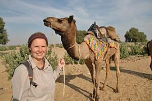 op kameel safari jaisalmer