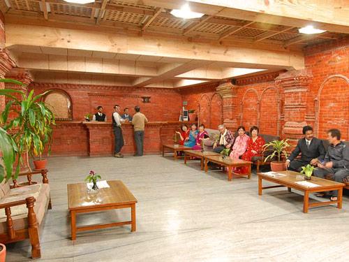 pokhara lobby