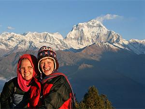 poonhill dhaulagiri - Nepal trekking