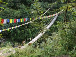 reis nepal helambu brug