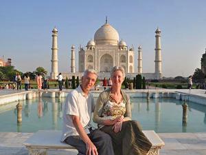 taj mahal individuele rondreis india nepal