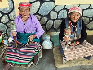tibetaanse vrouwen homestay