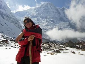 trekking Nepal online